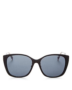 Bottega Veneta Women's Square Sunglasses, 56mm
