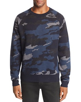 J Brand - Quaezar Camouflage-Patterned Sweater - 100% Exclusive ... 25db66ca91a8b