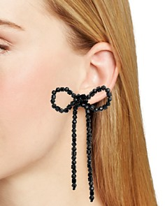 BAUBLEBAR - Scarlette Bow Drop Earrings
