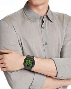 Nixon - Regulus Green Watch, 44mm x 46mm