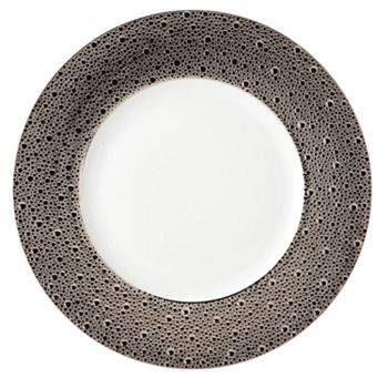 Bernardaud - Ecume Platinum Bread & Butter Plate