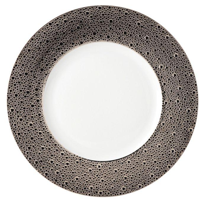 Bernardaud - Ecume Platinum Oversized Service Plate