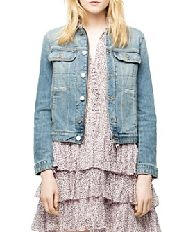 Zadig & Voltaire - Kioky Denim Jacket