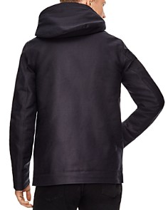 Sandro - Deck Hooded Parka Jacket