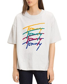 Tommy Jeans - Oversized Logo Tee