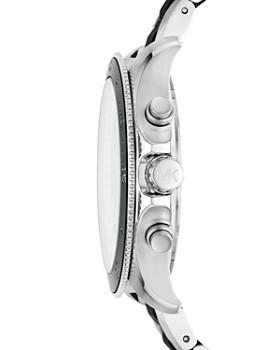 Michael Kors - Theroux Sport Black Chronograph, 44.5mm