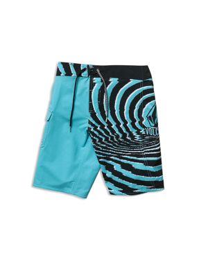 Volcom Boys' Lido Block Swim Trunks - Little Kid