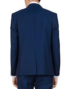 The Kooples - Stiff Wool Slim Fit Sport Coat
