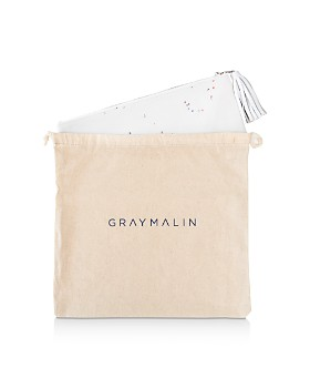 Gray Malin - Wave Leather Zip Pouch