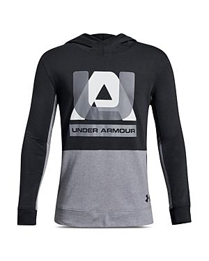 Under Armour Boys' Sportstyle Hooded Shirt - Big Kid