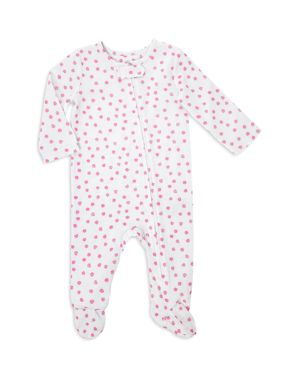Aden and Anais Girls' Dotted Footie - Baby