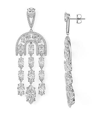 Nadri Kara Chandelier Drop Earrings