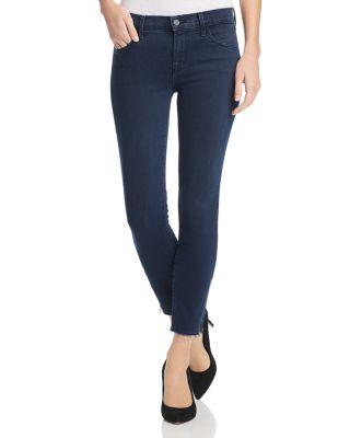 835 Crop Skinny Jeans In Rhythm by J Brand