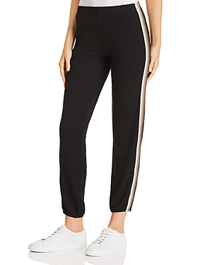 Monrow CROPPED TRACK PANTS