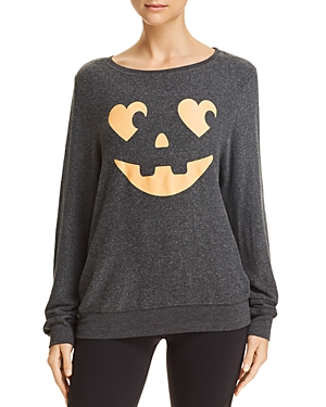 Wildfox Jack-o Heart Sweatshirt