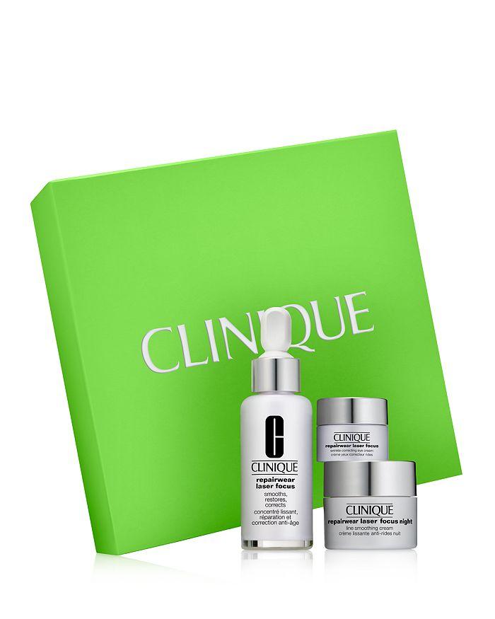 Clinique - Laser Focus Repair Gift Set ($80.50 value)