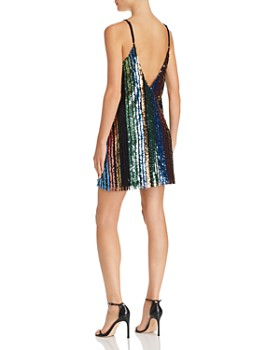 Show Me Your MuMu - Vivian Sequined Mini Dress