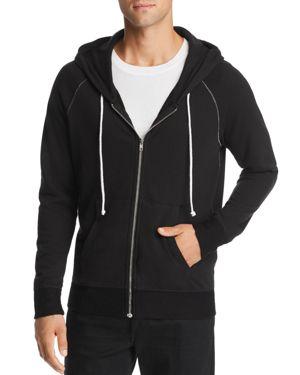 M SINGER Classic Hooded Sweatshirt in Black