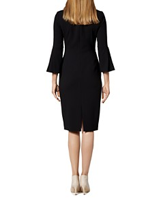 L.K.Bennett - Doris Bell-Sleeve Dress