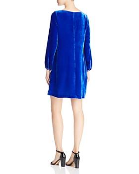 Eileen Fisher Petites - Velvet Shift Dress