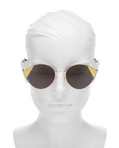 Fendi - Women's Cat Eye Sunglasses, 60mm