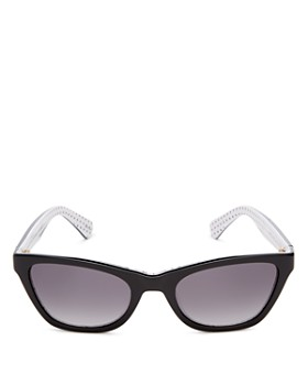 kate spade new york - Women's Johneta Square Sunglasses, 51mm