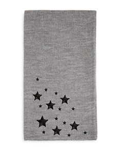 V Fraas - Girls' Embroidered Star Scarf
