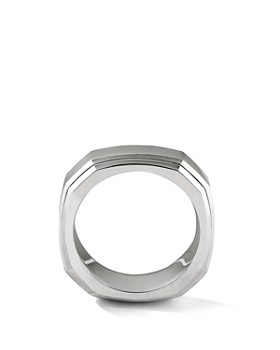 David Yurman - Sterling Silver Deco Band