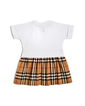 Burberry - Girls' Ruby Check Skirt  Dress - Baby