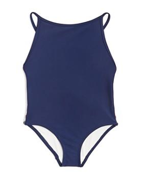 b9db09a927 Burberry - Girls  Sandine Core Swimsuit - Little Kid