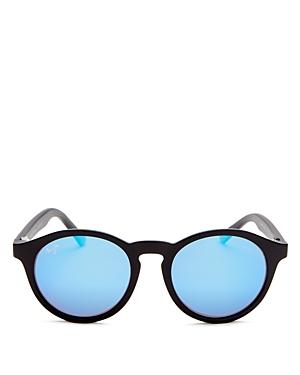 Maui Jim Unisex Polarized Round Sunglasses, 50mm-Jewelry & Accessories