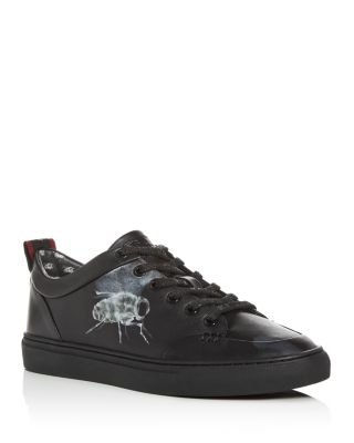 Bally Men's Helliot x Fly Leather Lace