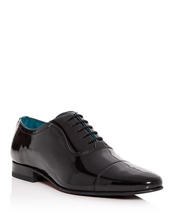 Ted Baker - Men's Sharney Cap-Toe Oxfords