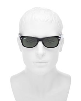 ... 52mm Ray-Ban - Men s Polarized New Wayfarer Sunglasses c870b0ff1748f