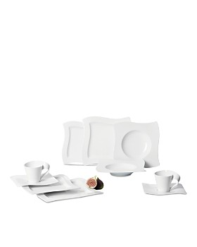 Villeroy & Boch - New Wave 30-Piece Dinnerware Set