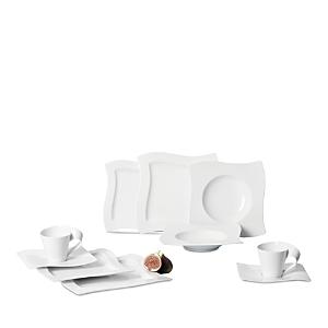 Villeroy & Boch New Wave 30-Piece Dinnerware Set