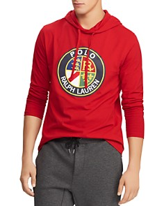Polo Ralph Lauren - Hooded Long-Sleeve Graphic Tee