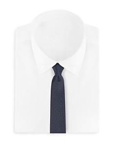 Bloomingdale's Boys - Boys' Diamond-Print Tie - 100% Exclusive