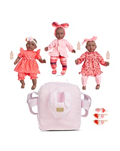 FAO Schwarz - Baby Doll Triplets - Ages 3+