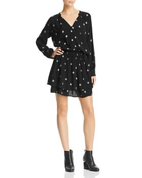 Rails - Jasmine Tiered Star Print Dress