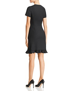 Tory Burch - Ruffle Front Dress