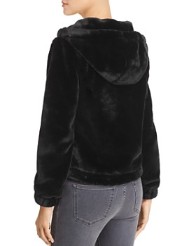 Marc New York - Faux-Fur Hooded Jacket