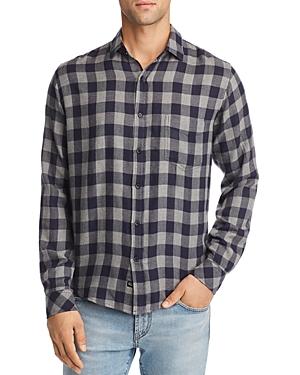 Rails Lennox Regular Fit Button-Down Shirt