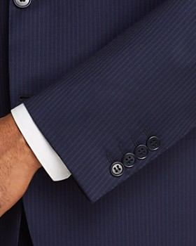 Canali - Sienna Soft Thin-Stripe Classic Fit Suit