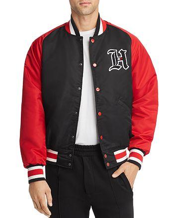 6d2a9e40be13e3 Tommy Hilfiger - x Lewis Hamilton Varsity Jacket