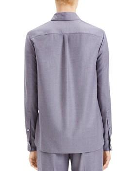 Theory - Classic Wool Shirt