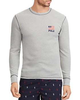Polo Ralph Lauren - Flag Long Sleeve Tee