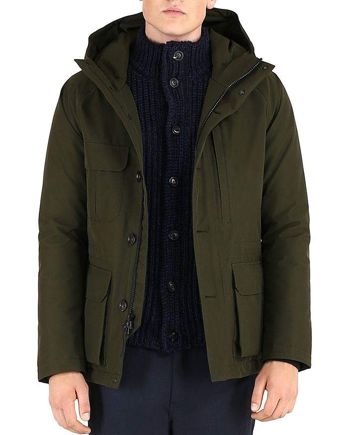 WOOLRICH - GTX Down Mountain Jacket
