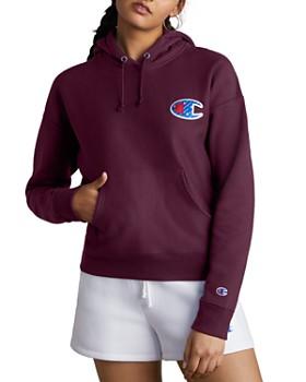 Champion - Big C Hooded Sweatshirt