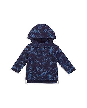 Miles Child Boys Hooded Dye Sweatshirt  Little Kid